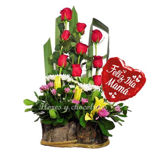 Arreglos Florales Dia De La Madre Archivos Flores Y Chocolates