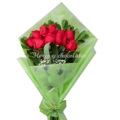 Flores Dia de la Mujer a domicilio en santiago