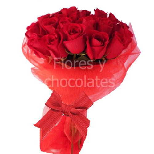 Ramos Flores y Chocolates a domicilio en santiago