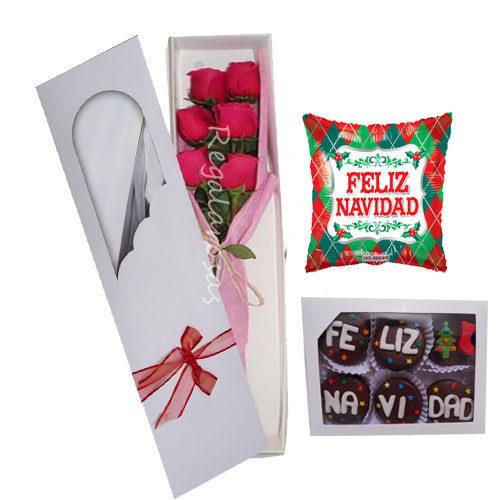 Flores a domicilio navidad